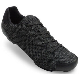 Giro Republic R Knit Chaussures Homme, black/charcoal heather
